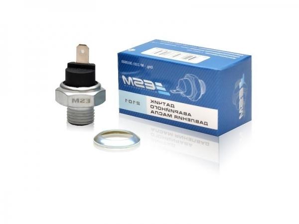 Датчик давления масла ВАЗ 2114: где находится, замена