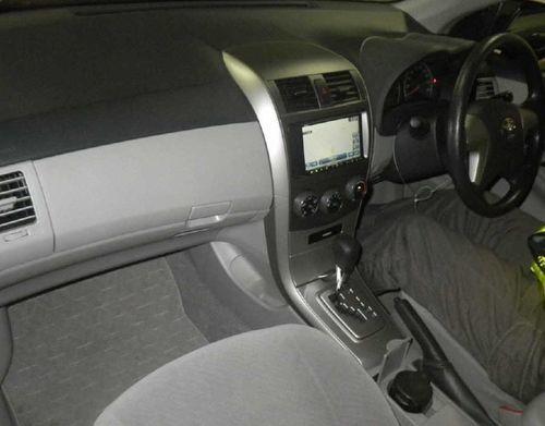 Магнитола, камера заднего вида на Тойота Королла 120: выбор и установка