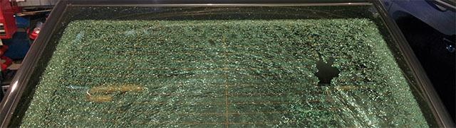 Заднее стекло Хонда Аккорд 7: замена