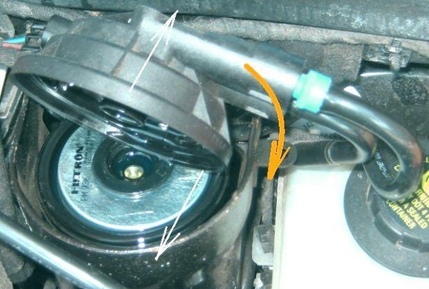 Топливный фильтр на Опель Астра: где находится, замена