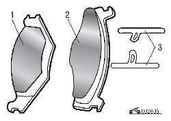 Тормозные колодки на Фольксваген Гольф: выбор, замена