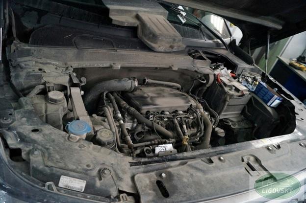 АКПП Ленд Ровер Фрилендер: расход топлива, проблемы