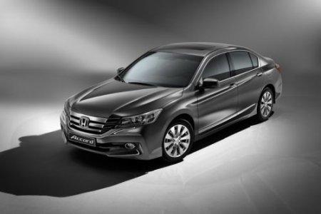 МКПП Хонда Аккорд 7: расход топлива и разгон