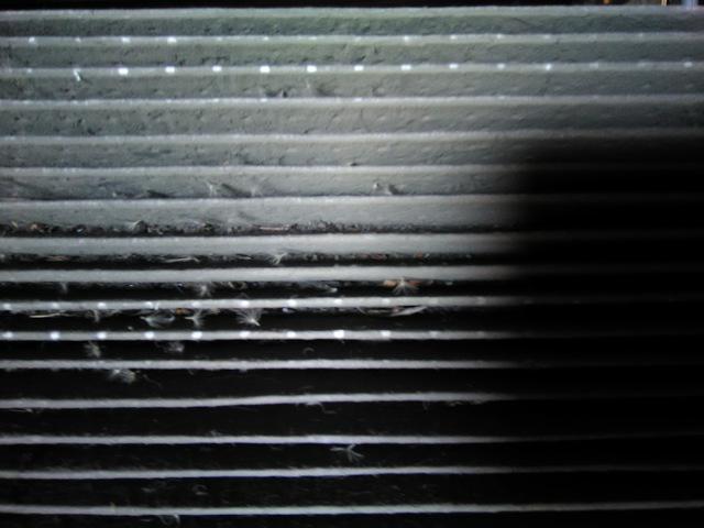 Салонный фильтр на Митсубиси Аутлендер: где находится, замена