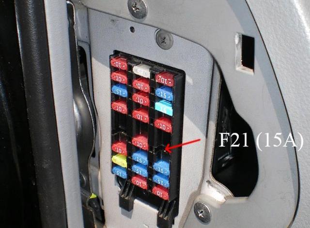 Воздушный фильтр Шевроле Лачетти: замена
