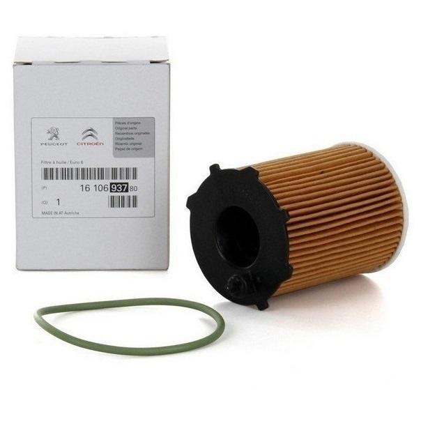 Масляный фильтр Пежо 308: оригинал, аналог, как отличить подделку, замена