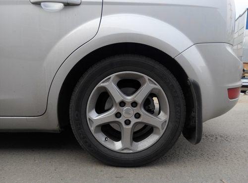 Шины на Форд Фокус 3: как выбрать, размеры, давление
