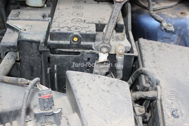 Стартер Форд Фокус 3: где находится, как снять, ремонт
