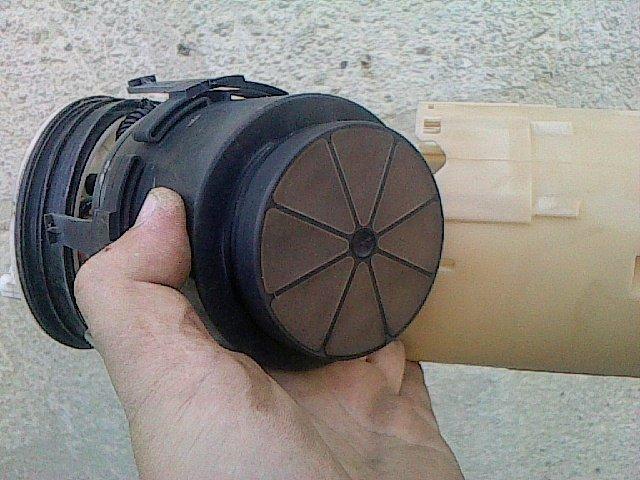 Топливный фильтр Ниссан Кашкай: где находится, замена