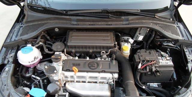 Двигатели Шкода Рапид: какие устанавливали, характеристики