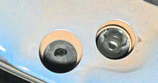 Замена охлаждающей жидкости Шевроле Лачетти: объем