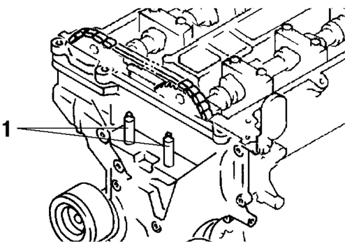 Ремень или цепь ГРМ Мазда 6: замена своими руками
