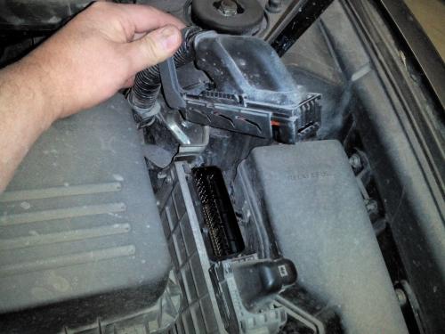 Катализатор на Тойота Камри 40: удаление и замена