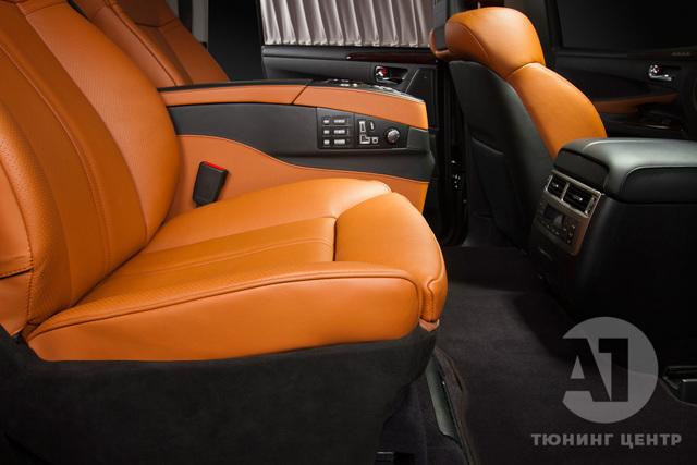 Тюнинг Лексус lx 570 своими руками: салона, кузова, двигателя