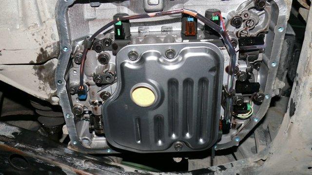 Масло в акпп Тойота Камри 40: как проверить, замена, какое выбрать