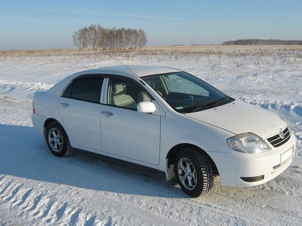 Объем бака на Тойота Королла 150: расход топлива