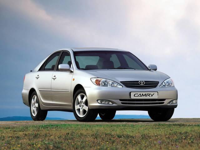 Тойота Камри 30 , 40 и 50: что лучше, сравнение, отзывы