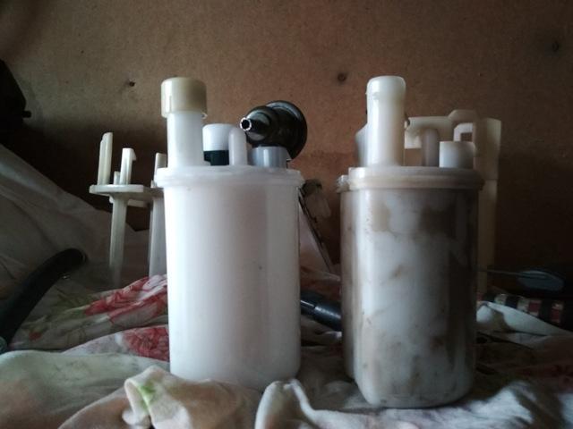Топливный фильтр Ниссан Альмера Классик: где находится, замена