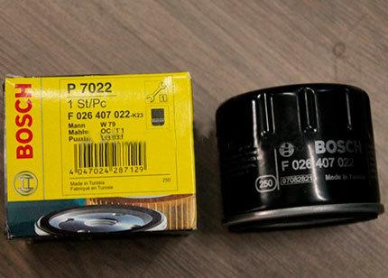 Масляный фильтр Лифан Х60: оригинал, аналог, как отличить подделку, замена