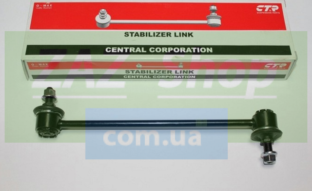 Стойки стабилизатора для Шевроле Авео: выбор и замена