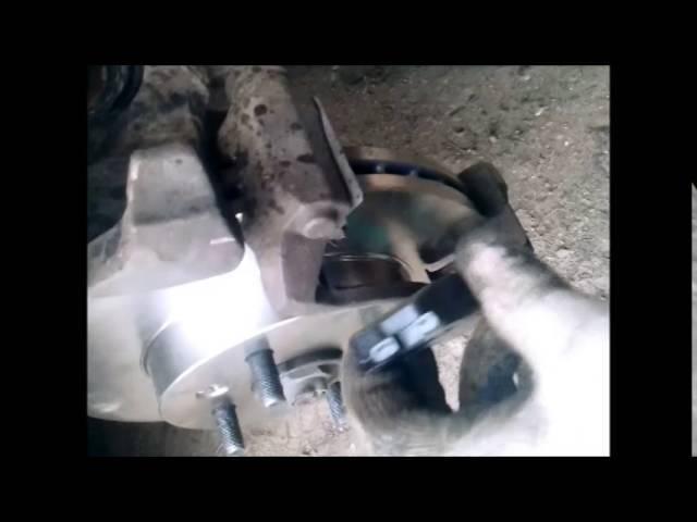 Тормозные диски на Киа Рио 3: выбор и замена