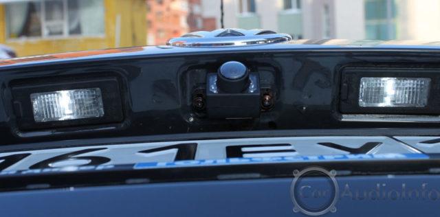 Магнитола на Тойота Королла 150: установка штатной магнитолы, настройка камеры заднего вида