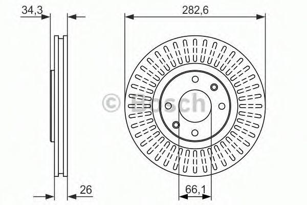 Тормозные диски на Пежо 408: выбор и замена