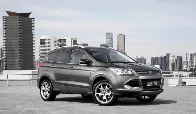 АКПП на Форд Куга 2: расход топлива, отзывы владельцев