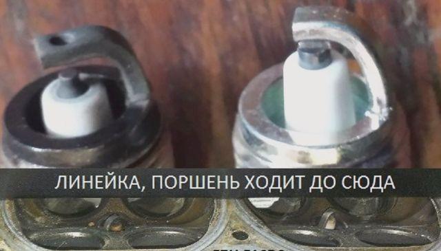 Свечи Шевроле Круз: выбор, замена
