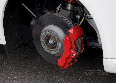Тормозные колодки Тойота Рав 4: выбор и замена