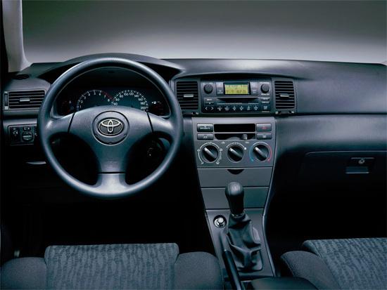 Тюнинг Тойота Королла 150 своими руками