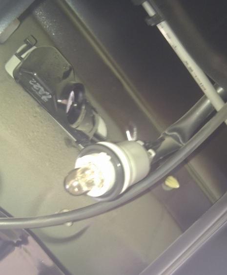 Лампы Митсубиси Лансер 9: замена дальнего, ближнего и габаритного света