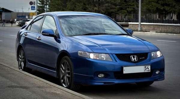 Хонда Аккорд 7 Евро Р: обзор, преимущества