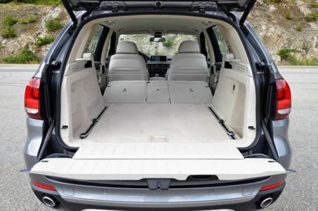 Комплектации БМВ x5: технические характеристики