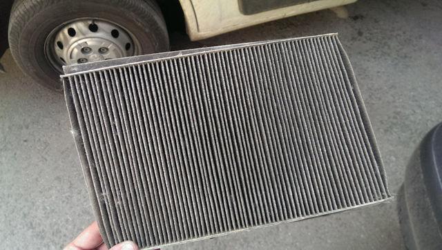 Воздушный фильтр на Фиат Альбеа: где находится, замена
