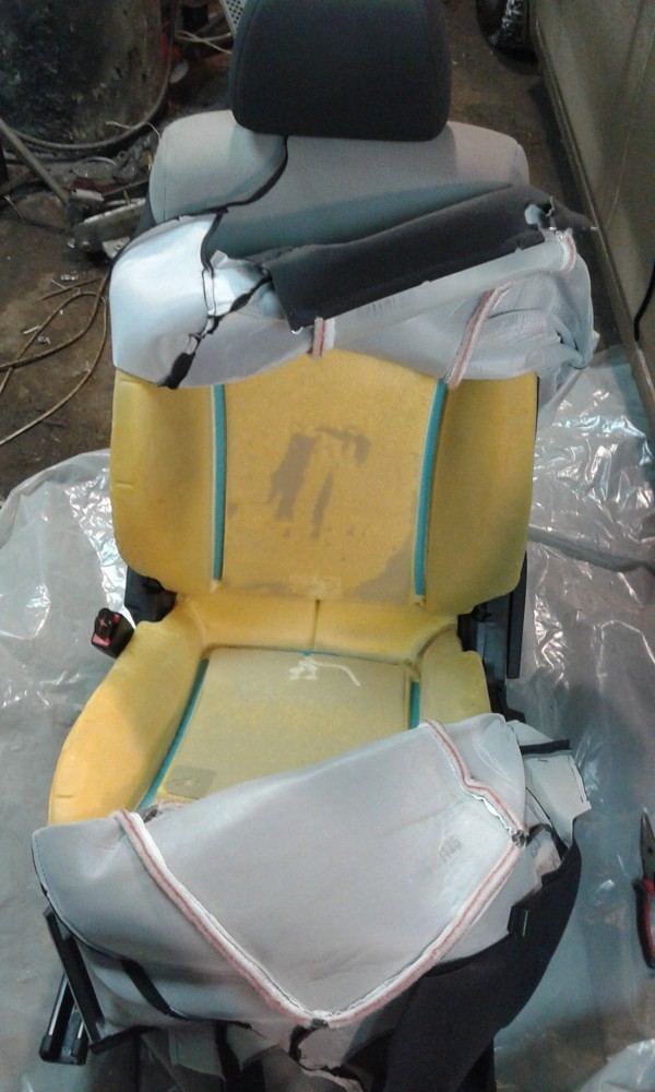 Подогрев сидений на Шевроле Круз: что делать если не работает, ремонт
