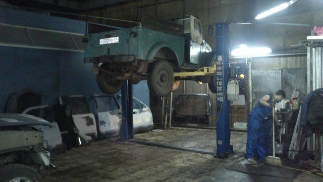 Тюнинг ГАЗ 69 своими руками: двигателя, салона, кузова