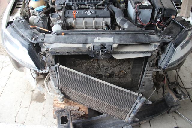 Радиатор на Фольксваген Поло седан: замена системы охлаждения