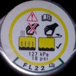 Оригинальный антифриз Мазда fl22: описание и обзор аналогов охлаждающей жидкости