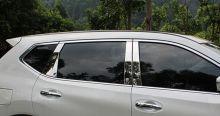 Тюнинг Ниссан Икс-Трейл Т32: решетки радиатор, двигателя, подвески