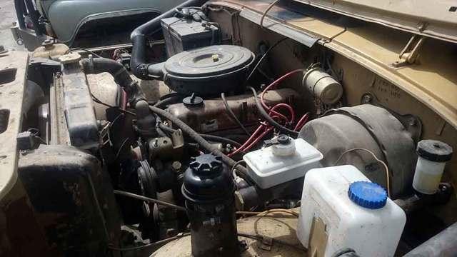 Тюнинг УАЗ 469 своими руками: двигателя, подвески, салона