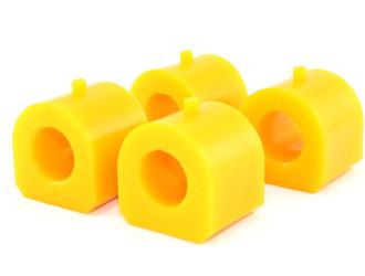 Стойки и втулки стабилизатора на Шкода Рапид: замена