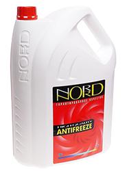 Антифриз Норд: технические характеристики охлаждающей жидкости nord