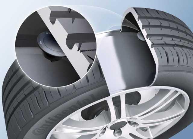 Датчик давления шин: принцип работы, установка