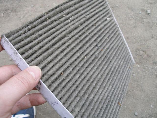 Воздушный фильтр Киа Спортейдж: где находится, замена