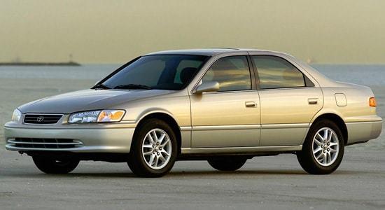 Тойота Камри 40 расход топлива: объем бака, какой бензин лить