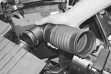 Фильтр воздушный Форд Фьюжн: где находится, замена