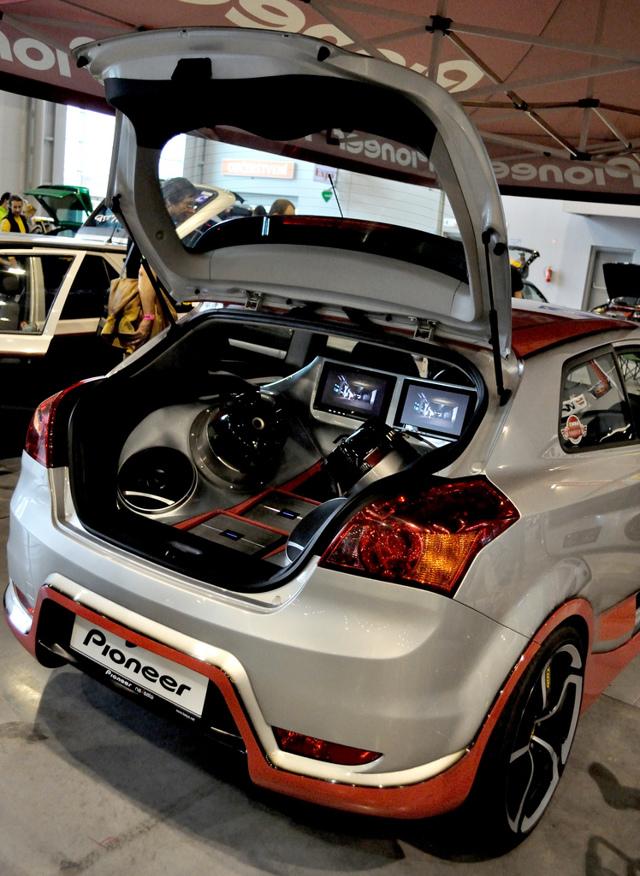 Тюнинг Киа Сид своими руками: кузова, двигателя, салона