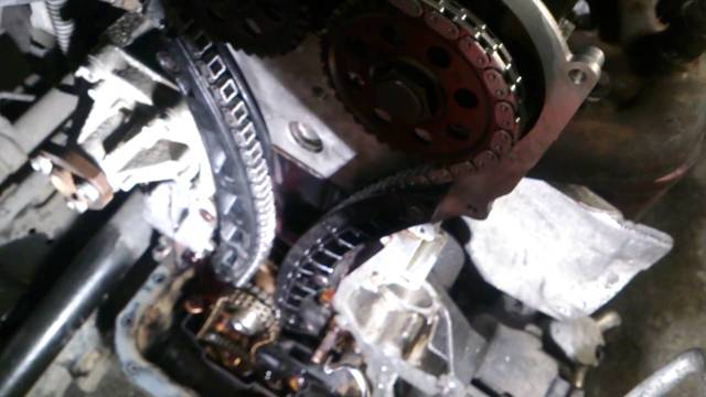 Цепь на Фольксваген Поло седан: замена цепи ГРМ