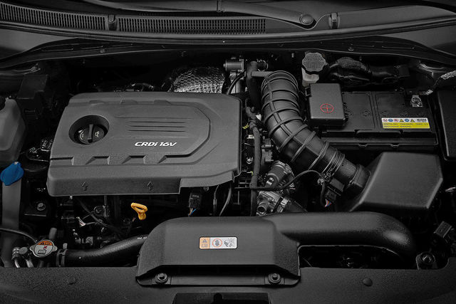 Комплектации Хендай i40: технические характеристики